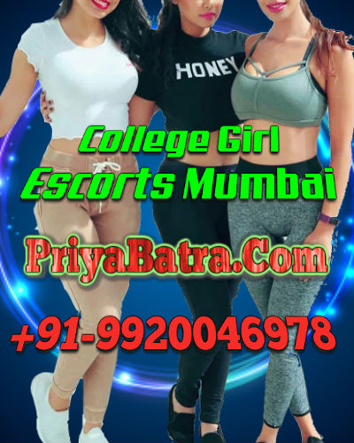 College Girl Escorts in Mumbai