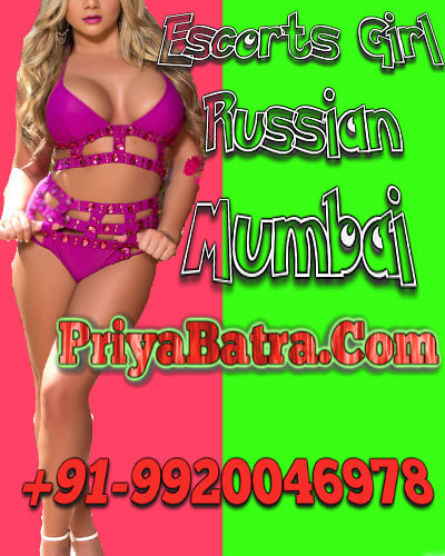 Russian Escorts in Mumbai