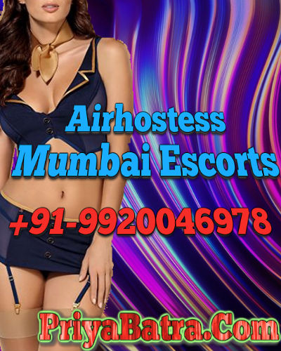 Airhostess Escorts in Mumbai