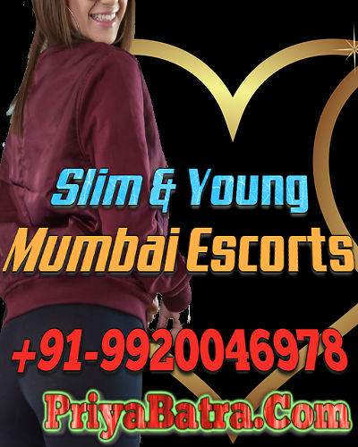 Slim Figure Escorts in Mumbai