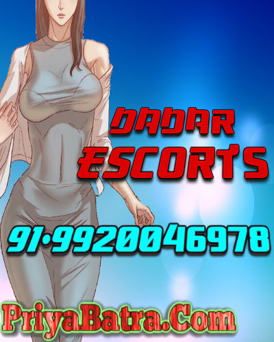 All Type Escorts Service in DadarDadar Private Escort Girls